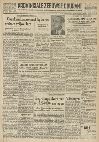 Provinciale Zeeuwse Courant 1952-12-08