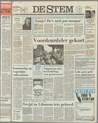 de Stem 1985-04-30