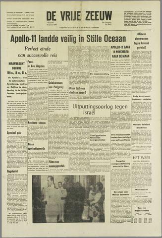 de Vrije Zeeuw 1969-07-25