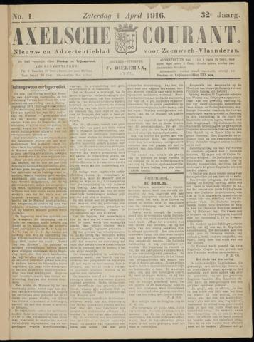 Axelsche Courant 1916-04-01