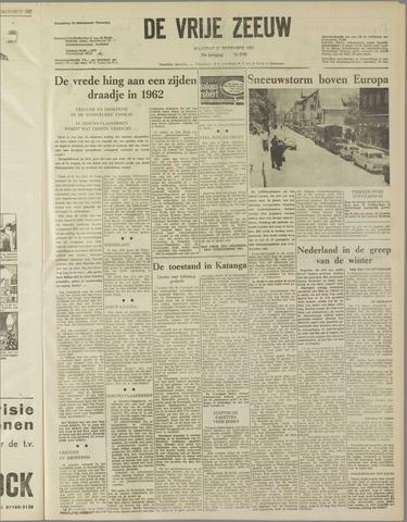 de Vrije Zeeuw 1962-12-31