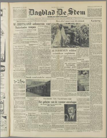 de Stem 1950-09-15