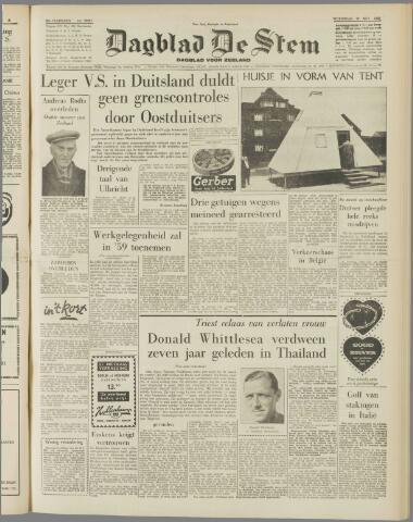 de Stem 1958-11-26