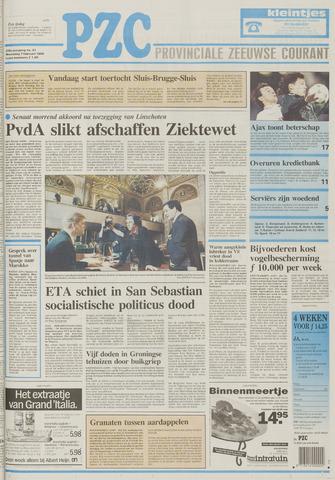 Provinciale Zeeuwse Courant 1996-02-07