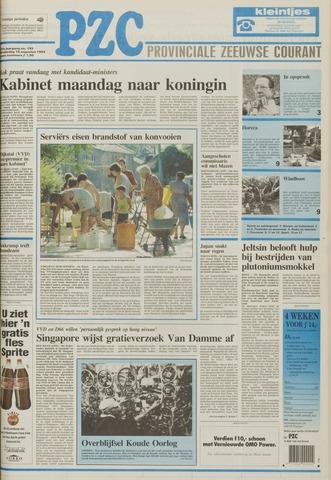 Provinciale Zeeuwse Courant 1994-08-18