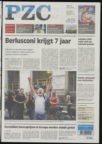 Provinciale Zeeuwse Courant 2013-06-25