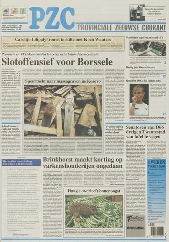 Provinciale Zeeuwse Courant 1999-06-29