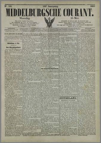 Middelburgsche Courant 1893-05-15