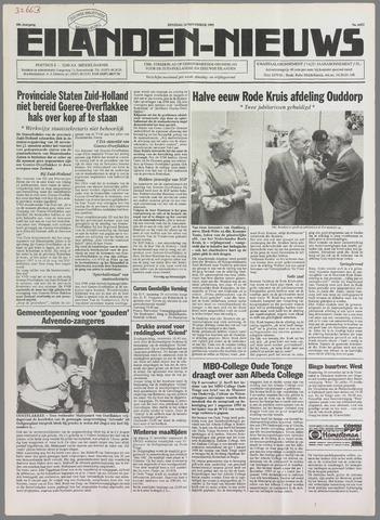 Eilanden-nieuws. Christelijk streekblad op gereformeerde grondslag 1995-11-14
