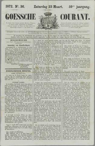 Goessche Courant 1872-03-23