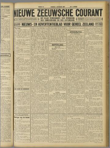 Nieuwe Zeeuwsche Courant 1927-11-08