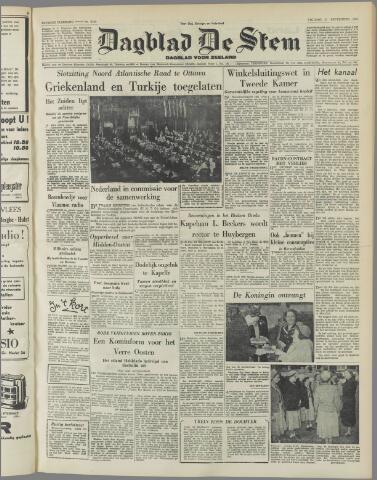 de Stem 1951-09-21