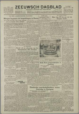 Zeeuwsch Dagblad 1951-07-09