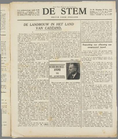 de Stem 1945-02-19
