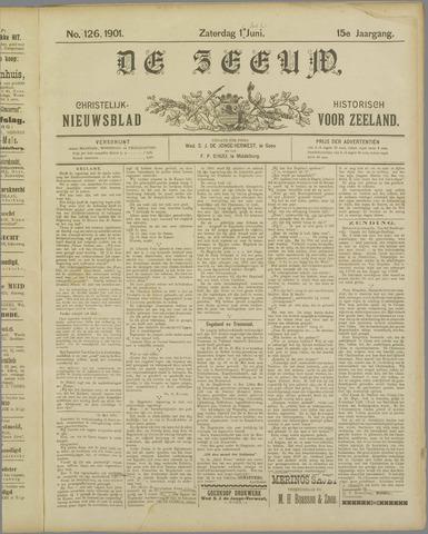 De Zeeuw. Christelijk-historisch nieuwsblad voor Zeeland 1901-06-01