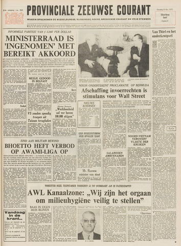 Provinciale Zeeuwse Courant 1971-12-21