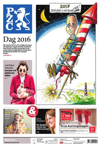 Provinciale Zeeuwse Courant 2016-12-31