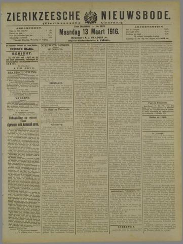 Zierikzeesche Nieuwsbode 1916-03-13
