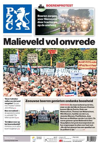 Provinciale Zeeuwse Courant 2019-10-02