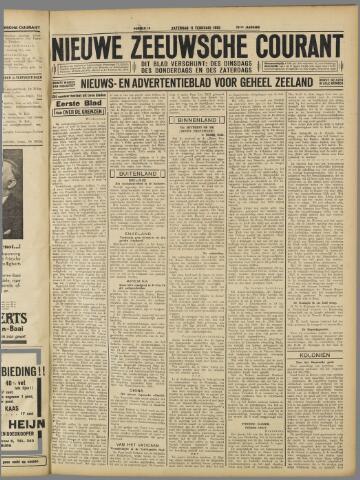 Nieuwe Zeeuwsche Courant 1933-02-11