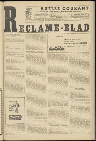 Axelsche Courant 1958-02-12