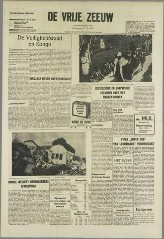 de Vrije Zeeuw 1967-07-08