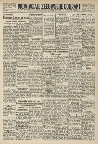 Provinciale Zeeuwse Courant 1946-09-09