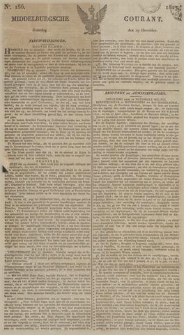 Middelburgsche Courant 1827-12-29