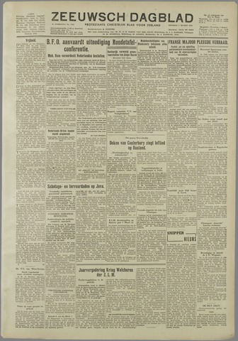 Zeeuwsch Dagblad 1949-03-01