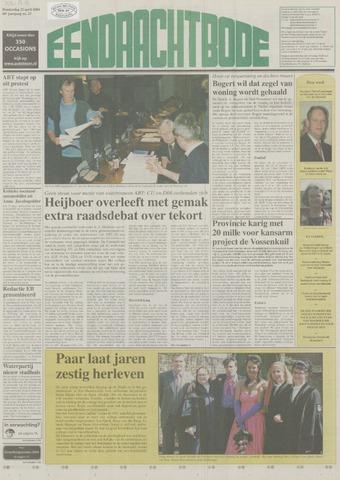 Eendrachtbode (1945-heden)/Mededeelingenblad voor het eiland Tholen (1944/45) 2004-04-22