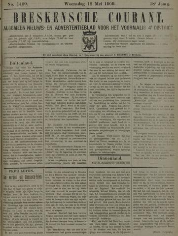 Breskensche Courant 1909-05-12