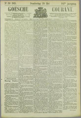Goessche Courant 1915-05-20