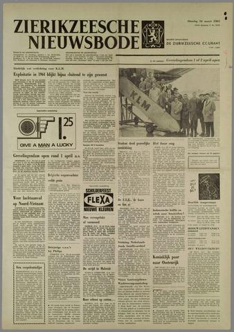 Zierikzeesche Nieuwsbode 1965-03-16