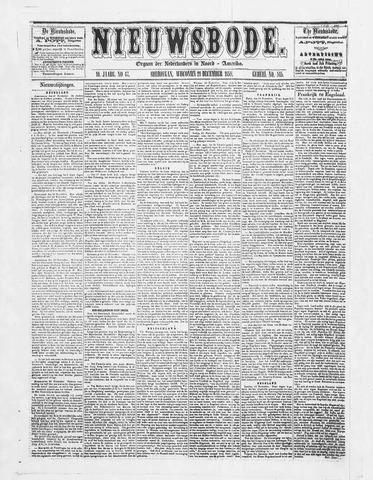 Sheboygan Nieuwsbode 1859-12-28