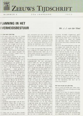 Zeeuws Tijdschrift 1973-07-01