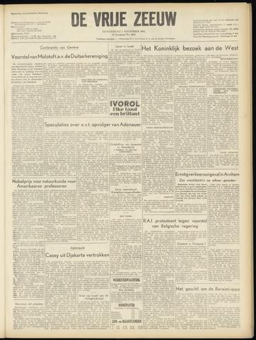 de Vrije Zeeuw 1955-11-03