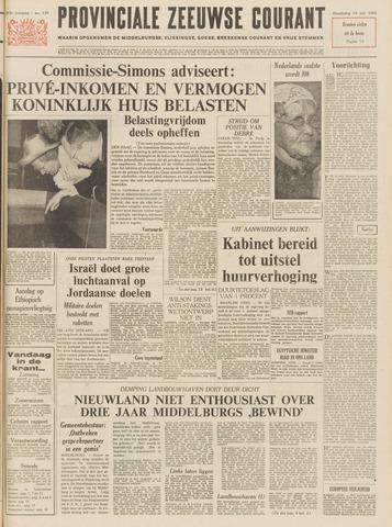 Provinciale Zeeuwse Courant 1969-06-19