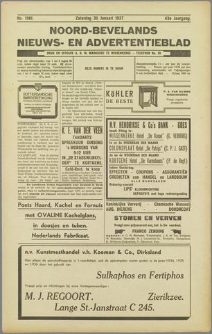 Noord-Bevelands Nieuws- en advertentieblad 1937-01-30