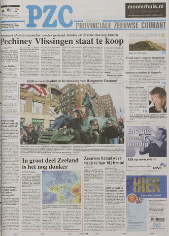 Provinciale Zeeuwse Courant 2006-10-24