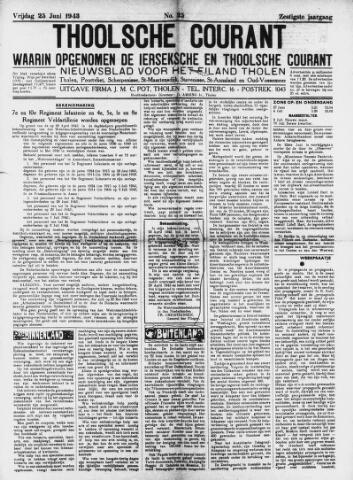 Ierseksche en Thoolsche Courant 1943-06-25