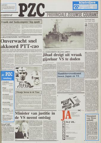 Provinciale Zeeuwse Courant 1988-07-06