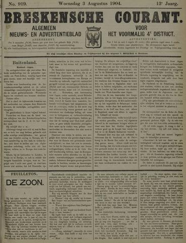 Breskensche Courant 1904-08-03