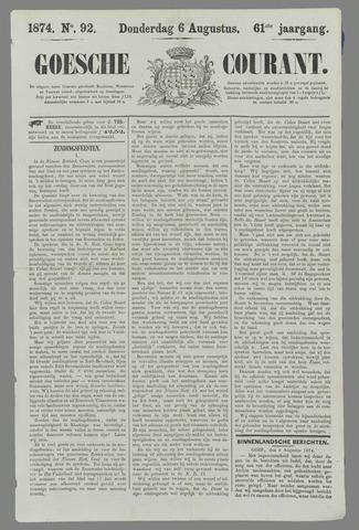 Goessche Courant 1874-08-06