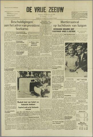 de Vrije Zeeuw 1966-12-05