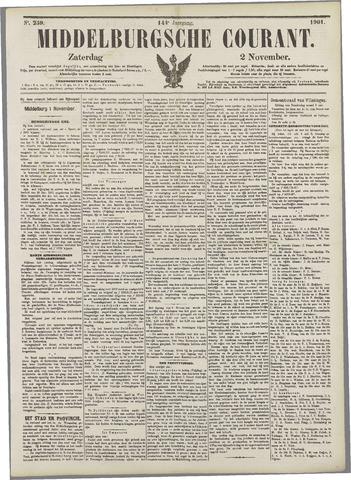 Middelburgsche Courant 1901-11-02