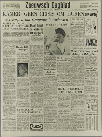Zeeuwsch Dagblad 1962-06-08