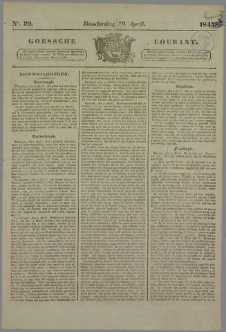 Goessche Courant 1845-04-10