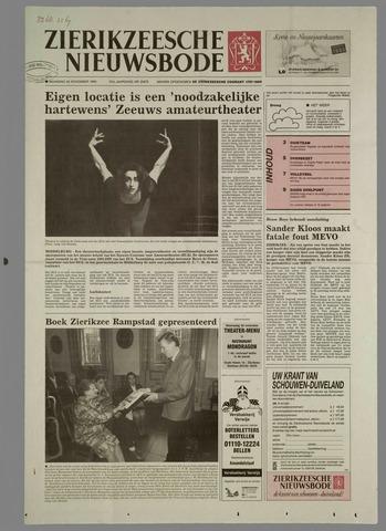 Zierikzeesche Nieuwsbode 1994-11-28