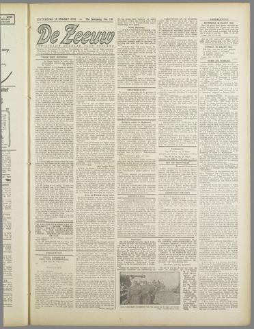 De Zeeuw. Christelijk-historisch nieuwsblad voor Zeeland 1944-03-18