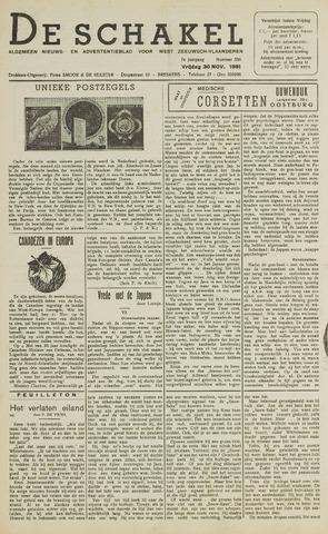 De Schakel 1951-11-30
